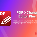 PDF XChange Editor Plus 8.0.340.0 Crack + License key Patch [Latest]